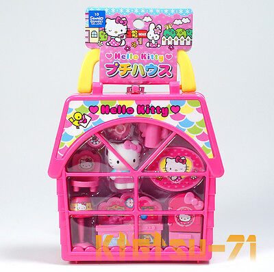 Sanrio Hello Kitty Petite House Play Set Role Play Doll Furniture Toys