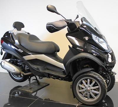 2011 11 Piaggio Mp3 300 Lt Tricycle Project/spares/repair Cat D Car Licence 4K