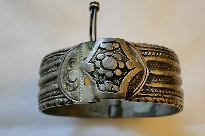 Аntique Vintage Beautiful Ottoman Ethnic Folklore Woman Bracelet 19th century EC