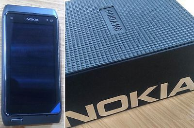 Brand New Nokia N8 Grey (Unlocked) Mobile Phone (LIMITED EDITION) RARE