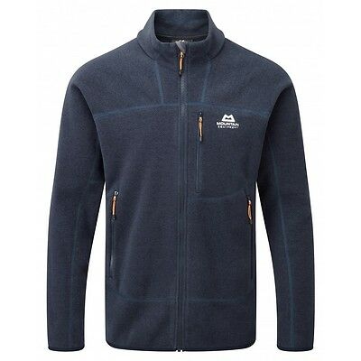 Mountain Equipment Men's Litmus Fleece Jacket - Cosmos Blue