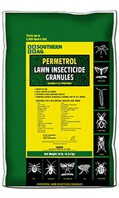 Permetrol Lawn Insecticide Granules Bottle - 20 Lbs.