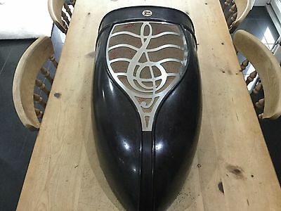 Seeburg Large Teardrop Jukebox Remote Speaker Wurlitzer Original Antique