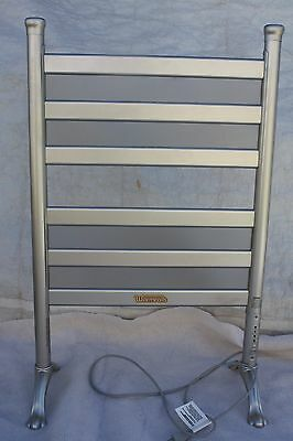 Warmrails Free Standing Towel Warmer Be6-S Brushed Nickel