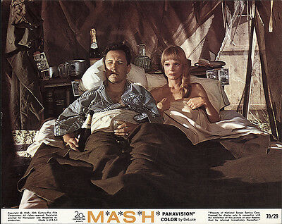 MASH 1970 Original Movie Poster Comedy Drama War