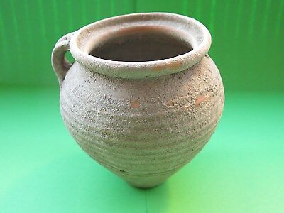 94. Roman Ceramic Pot   -    PERFECT  RR
