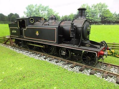 7mm FINESCALE 0 GAUGE KIT BUILT BR LINED C15 4-4-2T '67474'