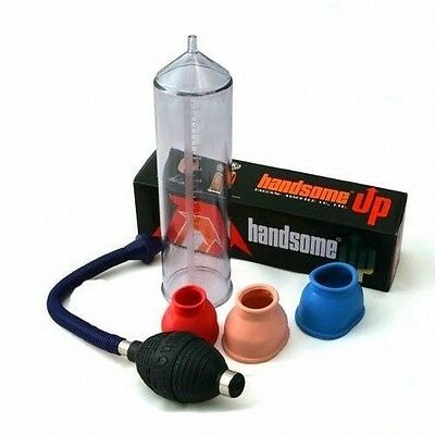 Powerful Penis Vacuum Pump for Man Impotence Aid Cock Erection Enlarger Enhancer