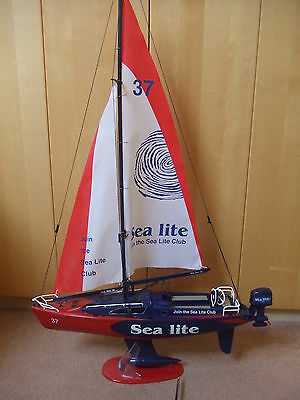 Sea Lite Model Sailing Boat  Yacht Radio Controlled