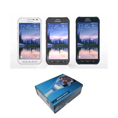 New Unlocked AT&T Samsung Galaxy S6 ACTIVE SM-G890A G890 32GB GSM Smartphone