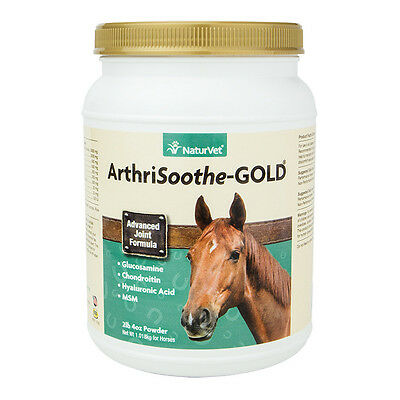 NaturVet ArthriSoothe-GOLD Horse Powder Hip Joint - 60 DAY SUPPLY