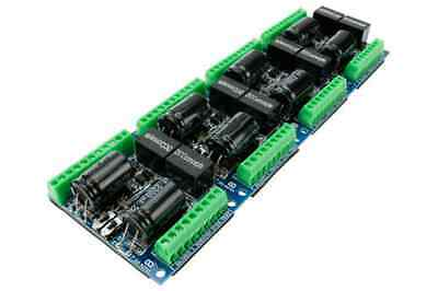 DCC Concepts DCD-ADS8FX Universal Solenoid Accessory Decoder (8 Way)
