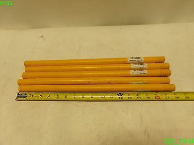 Lot Of (5) Yellow Plunger Handles # 8324 - New