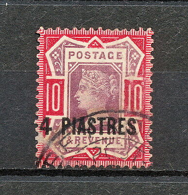 NNAK  146  British Levant 1896 USED MICH 7