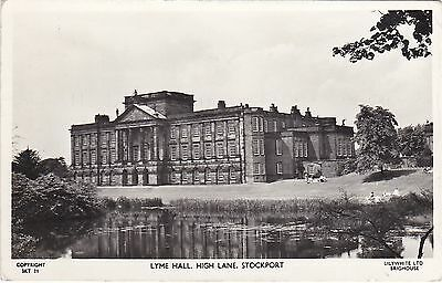 Lyme Hall, High Lane, STOCKPORT, Cheshire RP