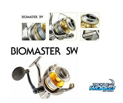 Shimano Biomaster SW Spinning Reel - Brand New in box