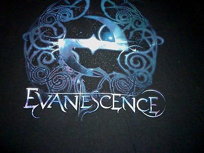 Evanescence Shirt ( Used Size XL ) Very Good Condition!!!