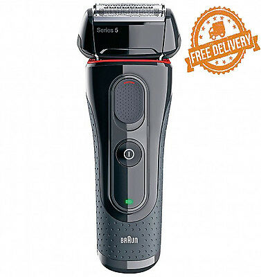 Cordless Shaver Electric Trimmer Braun Series Mens Hair Beard Rechargeable Razor