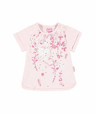 Rosa (rose Shadow 2015) (TG. 18 mesi) Pampolina T-Shirt 1/4 Arm-T-shirt  Bambina