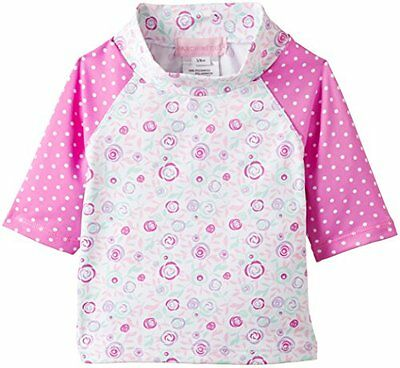 rosa (Rosa - Pink  (Pink/White)) (TG. 9 mesi (80 cm)) Archimede - A502011 Top UV