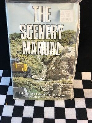 1994/ THE SCENERY MANUAL: Terrain And Landscape Modeling /Woodland Scenics C1207