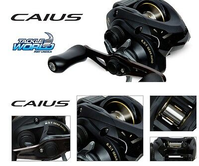 Shimano Caius 150A Baitcaster Reel - Brand New in box