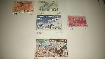 Philipines Airmail Stamps