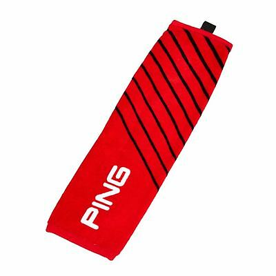 Ping Tri-Fold Golf Towel - Choice Of Colours