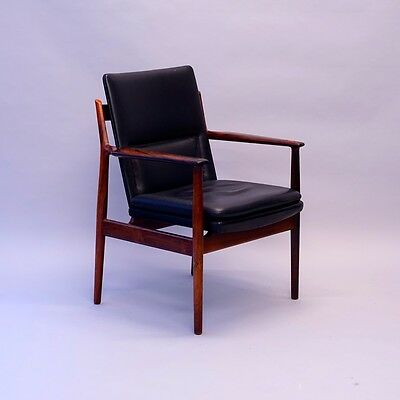 Arm Chair by Arne Vodder, Manufactured by Sibast Danish Design mid-century