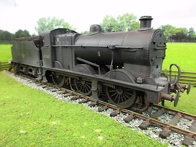 Sancheng O Gauge Br Black 4F '43960' Dcc Sound & Professionally Weathered!