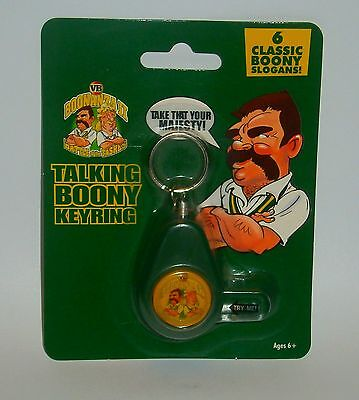 VB Victoria Bitter Beer Booney new talking keyring for home bar brew collector