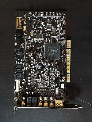 Carte son Creative Sound Blaster Audigy 2