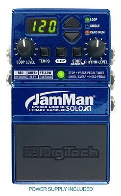 Digitech Jam Man Solo XT - Loopstation