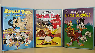Donald Duck Carl Barks Library-Another Rainbow/HC in Slipcase / No. 1-3 & 5-10