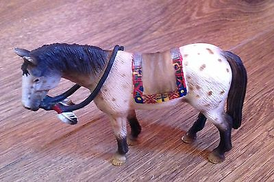 Schleich Sioux Indian Horse (70303 - 2005 Retired)  - American Wild West