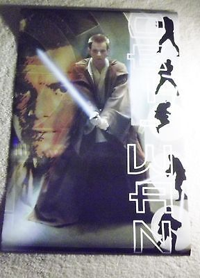 Star Wars Episode 1 Posters Lot