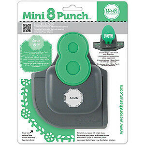 NEW We R Memory Keepers - Mini 8 Punch - Garland