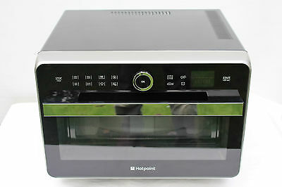 Hotpoint Ultimate Collection Combination Microwave~MWH33343BUK ~ *Free Postage*