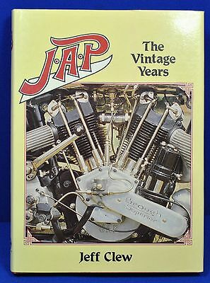 JAP The vintage years by Jeff Clew