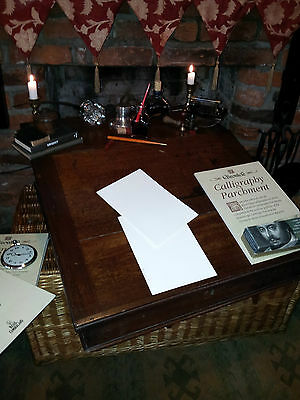 Antique old school Mahogany masters writing slope in really good condition...
