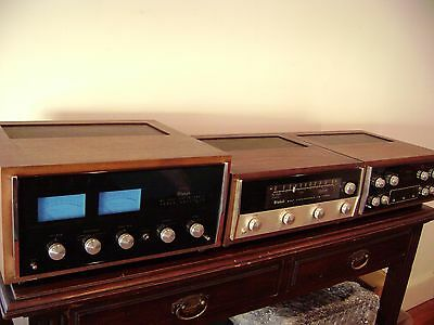 Mcintosh Mc- 2105 Amp,mr 67 Tube Tuner, C-28 Preamp