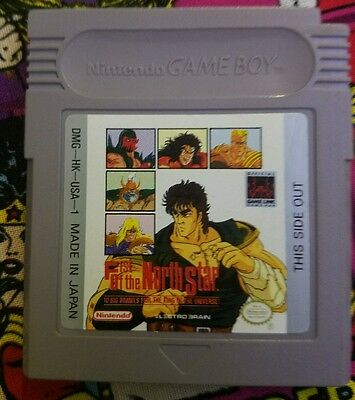 Fist Of The North Star (Nintendo Game Boy Game)