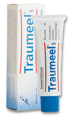 Traumeel S-Anti-Inflammatory Pain Relief Analgesic- Homeopathic Ointmen 50g