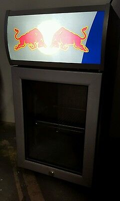 Red Bull Mini Refrigerator Rbi-Bc2 Baby Cooler Fridge