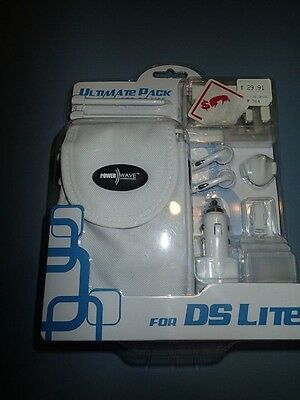 Ultimate Pack for DS Lite - RRP $29.91 - Brand New Unopened! Bargain Price!