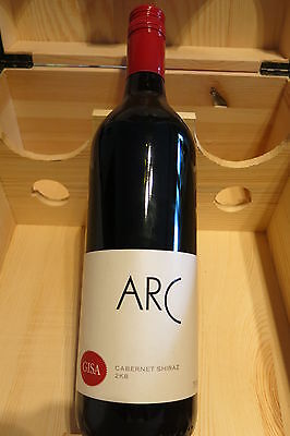 2008 ARC Gisa  South Australian Cabernet Shiraz Premium Red Wine