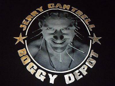 Jerry Cantrell Vintage 1998 Tour Shirt ( Size XL ) NEW!!! Deadstock