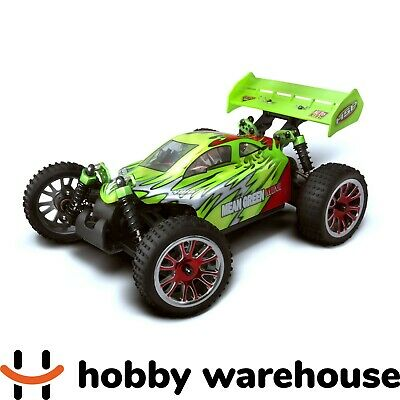 HSP 94185-10707 Mean Green Mini 2.4Ghz Electric 4WD Off Road 1/16 RC Buggy