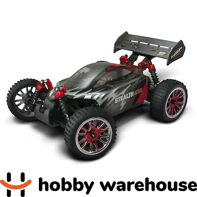 HSP 94185-88801 Stealth Mini 2.4Ghz Electric 4WD Off Road RTR 1/16 Scale Buggy