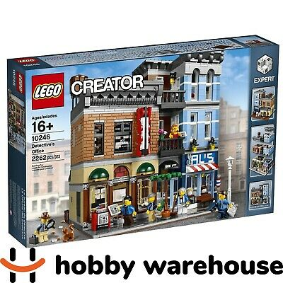 LEGO 10246 Creator Detective's Office (BRAND NEW SEALED)